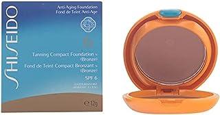Shiseido Sun Protection Fondotinta Abbronzante Compatto Spf 6 Bronzo 12 g Bronzo