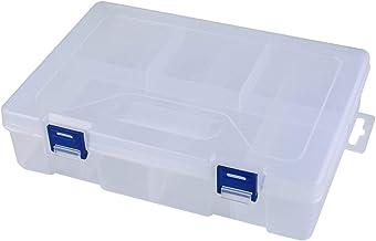 Ashley GAO Twee Lagen Cellen Draagbare Tool Box Elektronische Deel Schroef Kralen Ring Sieraden Component doos Plastic Opb...