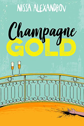 Champagne Gold (Champagne Mysteries Book 2) (English Edition)