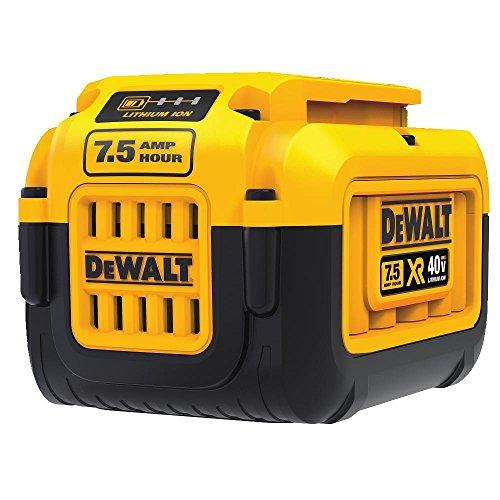 DEWALT 40V MAX Lithium Battery, 7.5-Ah (DCB407)