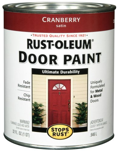 Image of Rust-Oleum, Cranberry,...: Bestviewsreviews