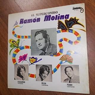 El Super Combo De Ramon Molina (Fonodisco / Vinyl)