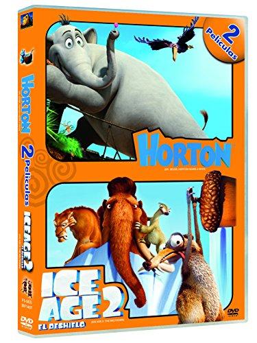 Horton/Ice Age 2 - Duo [DVD]