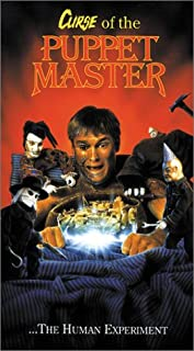 Curse of the Puppet Master [VHS]