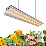 Monios-L T5 LED Grow Light, 4FT...