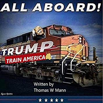 Trump Train America
