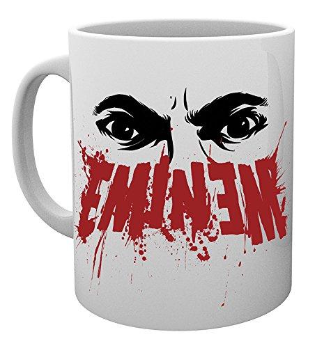 GB Eye Eminem Augen Tasse, Keramik, Verschiedene, 15x 10x 9cm