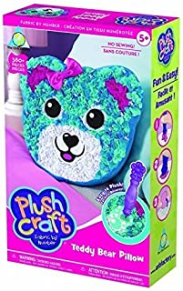 Orb Factory PlushCraft Teddy Bear Pillow Kit