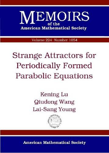 Strange Attractors for Periodically Forced Parabolic Equations PDF Books