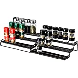 Veesun Expandable Spice Rack Organizer for Cabinet Kitchen...