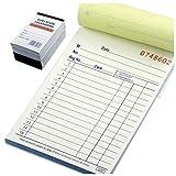 10 Pack Lot Sales Book Order Receipt Invoice Book Carbonless Copy (50 Sets 3.5' X 5.5')