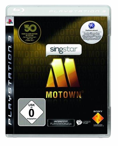SingStar Motown [Edizione: Germania]