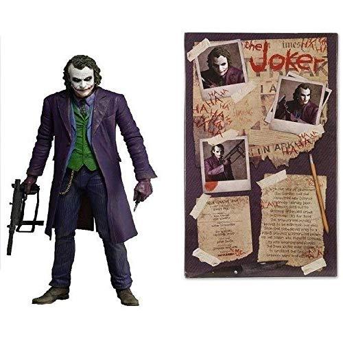 Figura De Acción De DC Batman Joker 7 Pulgadas Modelo