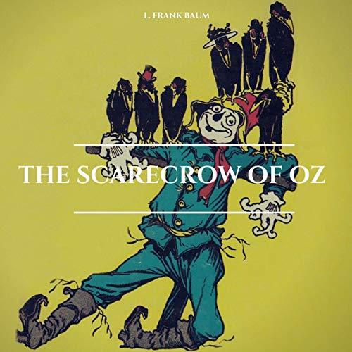 Page de couverture de The Scarecrow of Oz