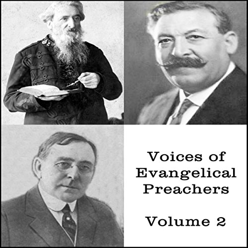 Voices of Evangelical Preachers, Volume 2 audiobook cover art