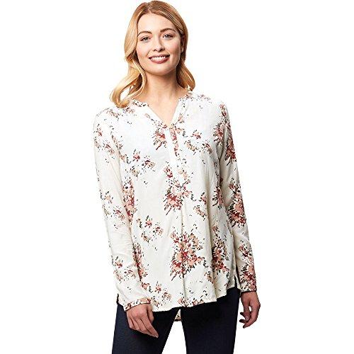 Regatta vrouwen/Ladies Malika Floral Viscose Printed Button Up Blouse