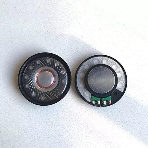 Wnuanjun 1 Paar Ersatz professioneller Kopfhörer- Lautsprecherteile für Bose QC15 QC3 4. 0mm Treiber Kopfhörer 32 Ohm Lautsprechereinheit