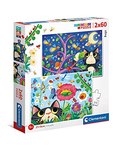 Clementoni-21618 Puzzle, Multicolor (21618)