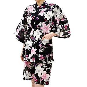 Aiai JAPAN Women's Jinbei Japanese Comfortable Summer wear Sets Relaxed Lounge wear