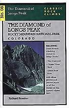 Classic Rock Climbs No. 08 The Diamond of Longs Peak, Rock Mountain National Par