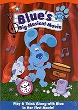 blue's clues blue's big musical movie dvd