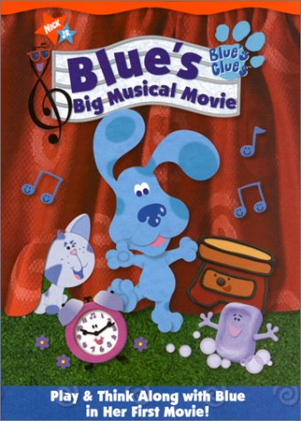 Blue S Big Musical Movie