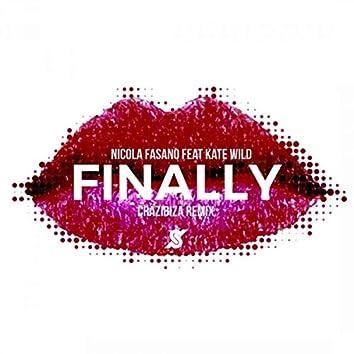 Finally (Crazibiza Remix)