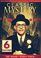 6 Feature Classic Mystery Collection [DVD] [Import]