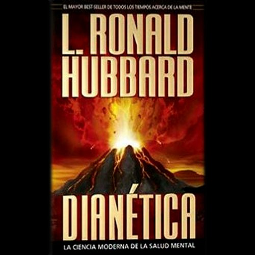 Dianetica audiobook cover art