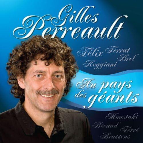 Gilles Perreault