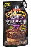 McCormick Grill Mates Sweet Mesquite & Carmalized Onion Wet Sauce (2.83 oz)