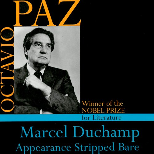 Marcel Duchamp audiobook cover art