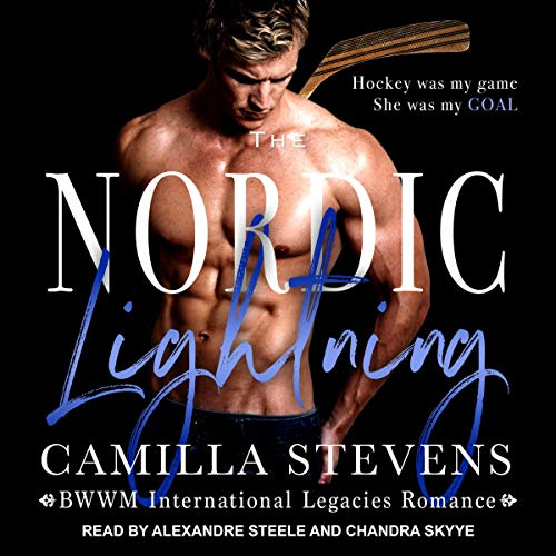 The Nordic Lightning audiobook cover art