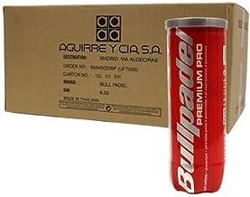 Bullpadel Premium Pro - Cajón 72 Bolas de Padel (24x3)