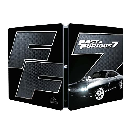 Fast And Furious 7 (Steelbook)