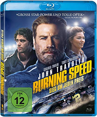 Burning Speed - Sieg um jeden Preis [Blu-ray]