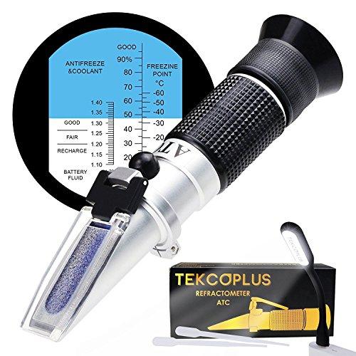 Auto Adblue Frostschutzmittel System Glykol Propylen Ethylen Batterie Säure Kühlmittel Windschutzscheibe Flüssigkeit Refraktometer