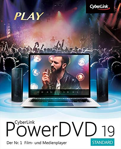 CyberLink PowerDVD 19 Standard   PC   PC Aktivierungscode per Email