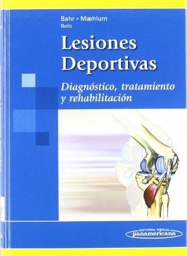 BAHR:Lesiones Deportivas. Gu'a Cl'nica