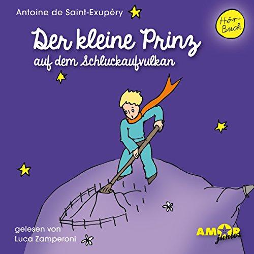 Der kleine Prinz auf dem Schluckaufvulkan Titelbild