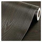Papel autoadhesivo de papel tapiz despegable y adhesivo para el dormitorio Sala de estar/salones/restaurantes/bares Decoración Papel de pared 0.45m x 3m