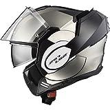 Casque de moto LS2 - Le casque de moto haut de gamme