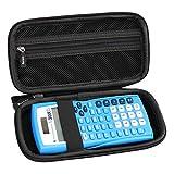 Aproca Hard Storage Travel Case Fit for Texas Instruments TI-30X IIS 2-Line/Casio FX-991EX Fx-82es Plus Scientific Calculator