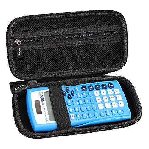 Aproca Hard Travel Case Bag for Texas Instruments TI30X IIS 2Line Scientific Calculator