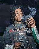 zolto poster Wiz Khalifa American Rapper, 30,5 x 45,7 cm