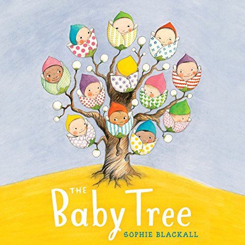 The Baby Tree audiobook cover art