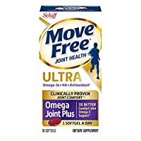 Move Free - Ultra Omega - 30 Softgels by Schiff Vitamins