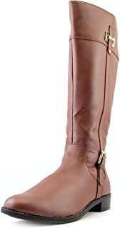 Karen Scott Womens Deliee Almond Toe Knee High Fashion Boots US