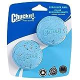 Canine Hardware Chuckit! Medium Rebounce Ball 2.5-Inch, 2-Pack