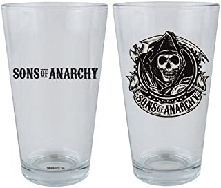 Sons of Anarchy 16oz. Pint Glass (Set of 2)